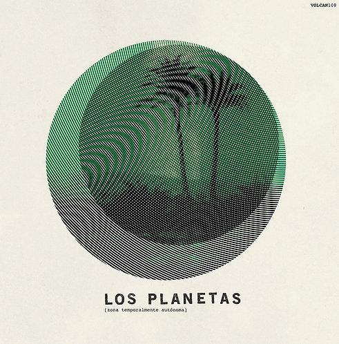 LOS PLANETAS 2xLP Zona Temporalmente Autónoma