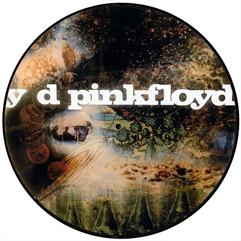 PINK FLOYD LP A Saucerful Of Secrets (Picture)