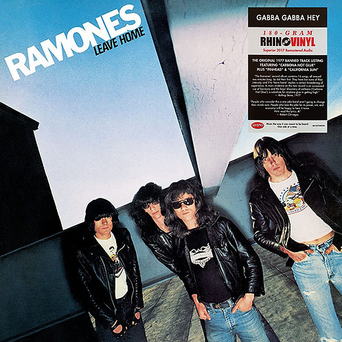 RAMONES LP Leave Home (Remastered)