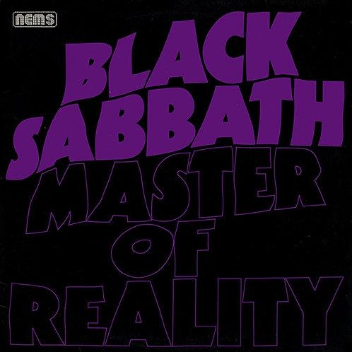 BLACK SABBATH LP Master Of Reality