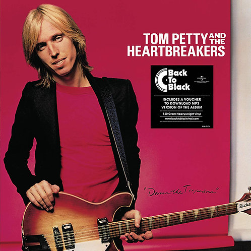 TOM PETTY AND THE HEARTBREAKERS LP Damn The Torpedoes