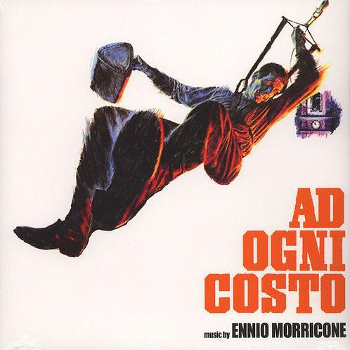 ENNIO MORRICONE LP Ad Ogni Costo (Orange Coloured Vinyl)