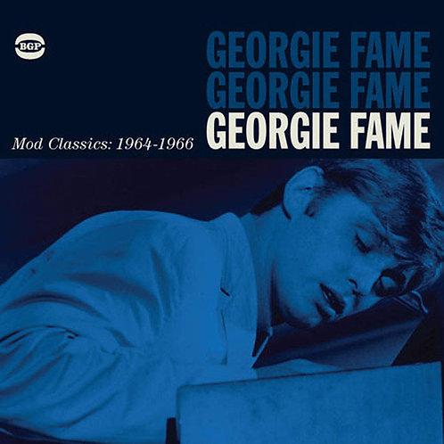GEORGIE FAME 2xLP Mod Classics: 1964 - 1966
