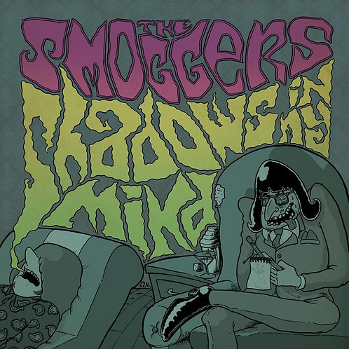 THE SMOGGERS LP Shadows In My Mind