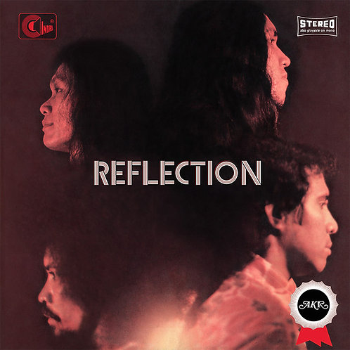 AKA CD Reflection (Indonesian Psychedelic Rock)