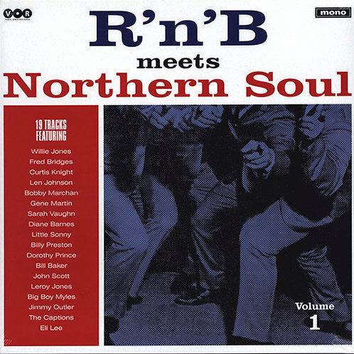 VARIOS LP R'n'B Meets Northern Soul Volume 1