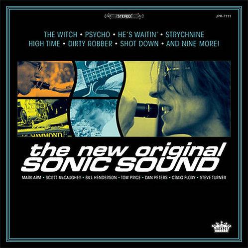 THE NEW ORIGINAL SONIC SOUND LP The New Original Sonic Sound