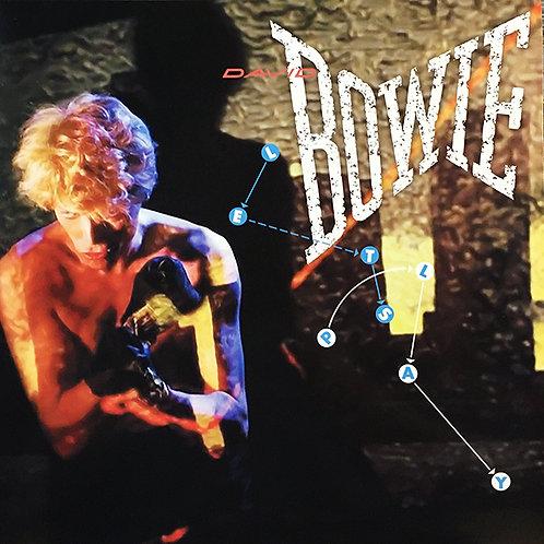 DAVID BOWIE LP Let's Play (Rare Remixes)