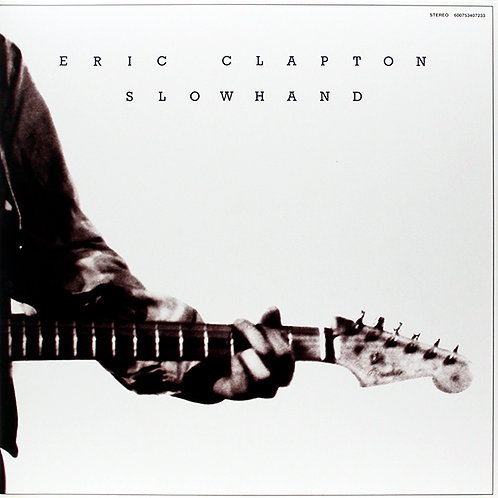 ERIC CLAPTON LP SlowHand (35th Anniversary Edition)