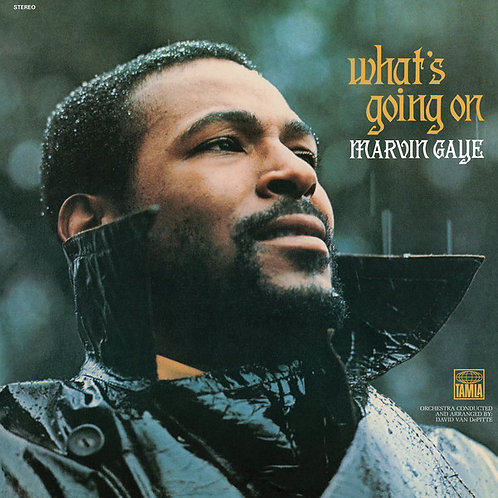 MARVIN GAYE LP What's Going On