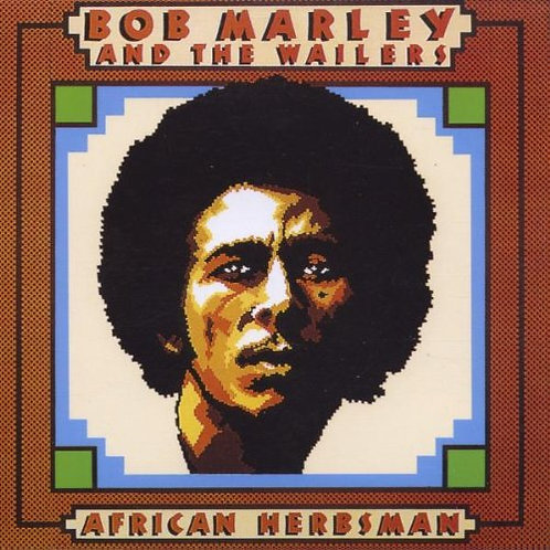 BOB MARLEY CD African Herbsman