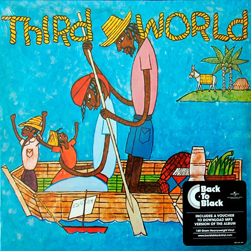 THIRD WORLD LP Journey To Addis (180 Gram Heavyweight Vinyl)