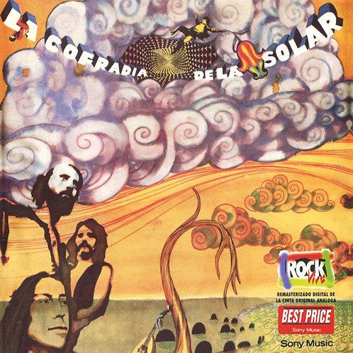 LA COFRADIA DE LA FLOR SOLAR CD La Cofradía De La Flor Solar