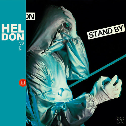 HELDON LP Stand By (Sea Blue Coloured Vinyl)