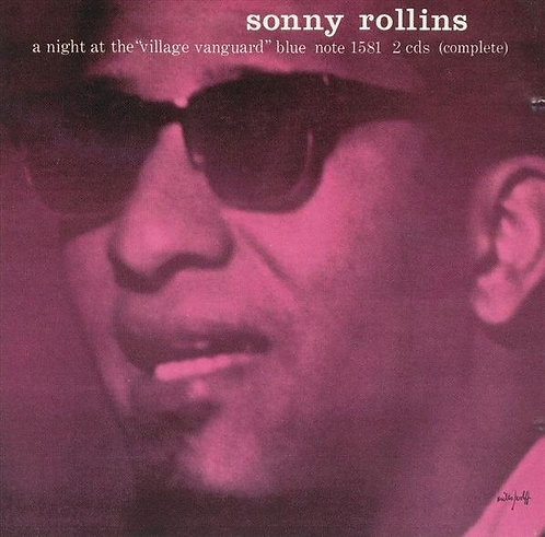 SONNY ROLLINS 2XCD Night At The Village Vanguard