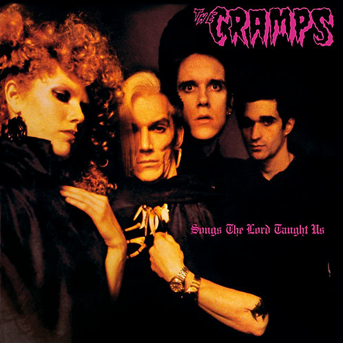 THE CRAMPS LP Songs The Lord Taught Us