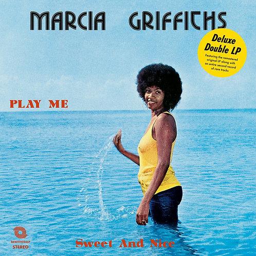 MARCIA GRIFFITHS 2xLP Sweet & Nice (Deluxe Double Lp)