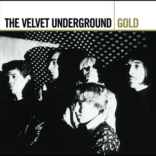 VELVET UNDERGROUND 2XCD Gold (Definitive Best)