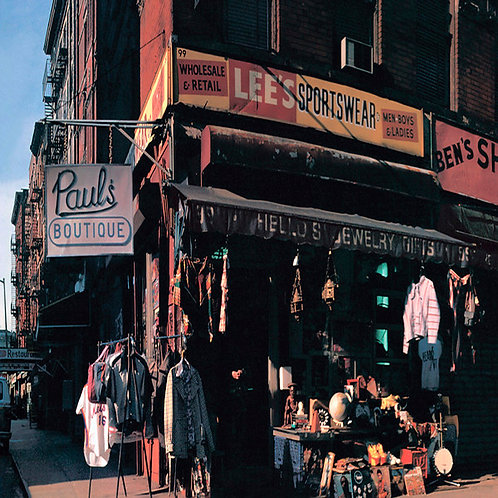 BEASTIE BOYS LP Paul's Boutique (20th Anniversary Edition)