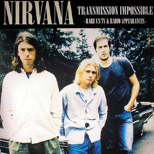 NIRVANA LP Transmission Impossible (Rare US TV & Radio Appearances)