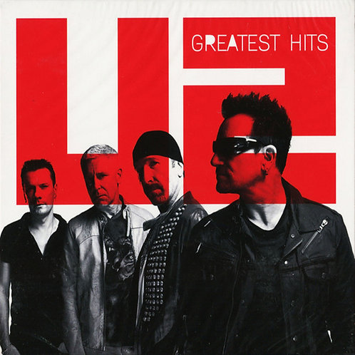 U2 2XCD Greatest Hits (Import Digipack)