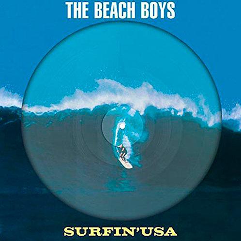 BEACH BOYS LP Surfin' U.S.A. (Mono & Stereo Picture Disc)