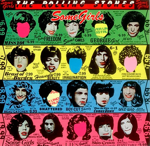ROLLING STONES 2xCD Some Girls (Deluxe Remaster)