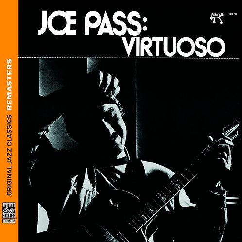 JOE PASS CD Virtuoso