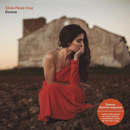 SILVIA PEREZ CRUZ 2xCD Domus (Edición Especial Limitada)