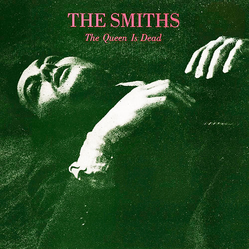 THE SMITHS LP The Queen Is Dead (Gatefold Cover)