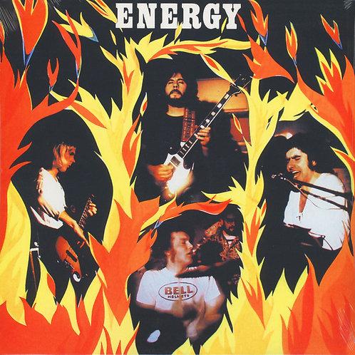 ENERGY LP Energy (Progressive Jazz-Rock)