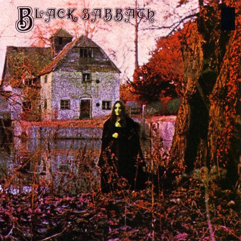 BLACK SABBATH CD Black Sabbath