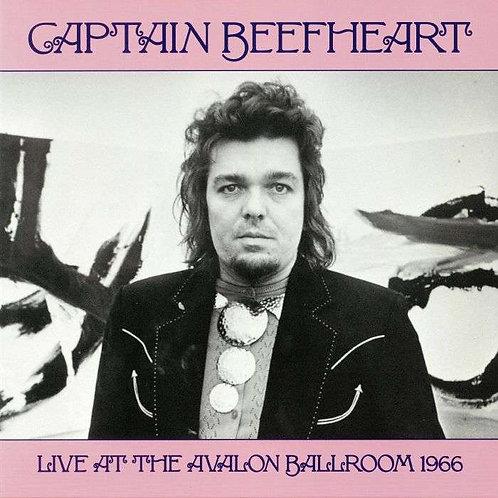 CAPTAIN BEEFHEART LP Live At The Avalon Ballroom 1966