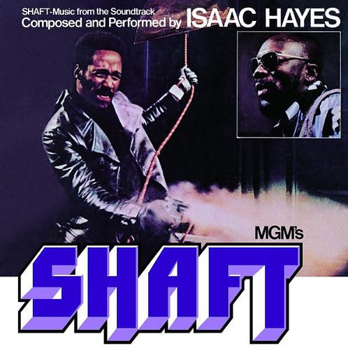 ISAAC HAYES CD Shaft (Original Movie Soundtrack)