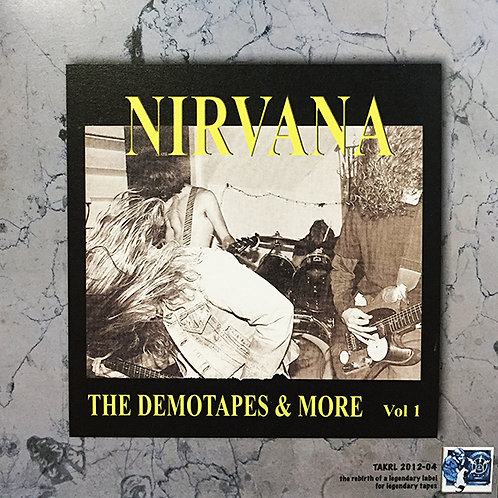 NIRVANA LP The Demotapes & More Vol 1