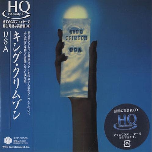 KING CRIMSON CD USA (Japan Mini Lp replica)