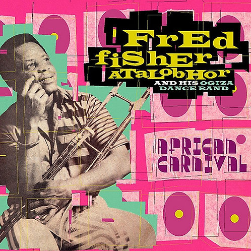 FRED FISHER ATOLOBHOR 2xCD African Carnival