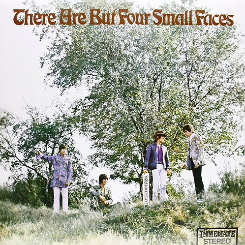 SMALL FACES LP There Are But Four Small Faces