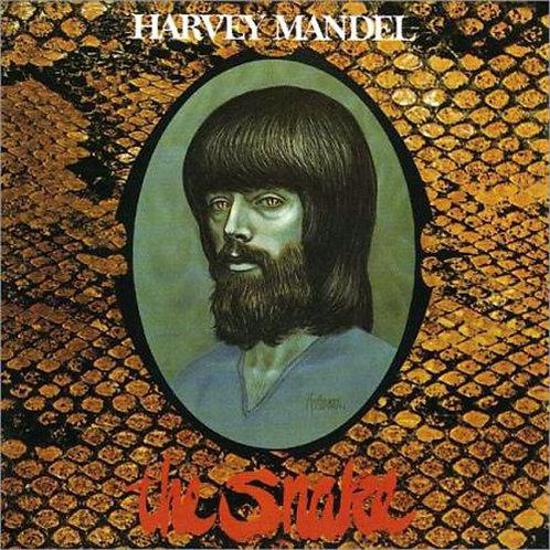 HARVEY MANDEL CD The Snake (1972)