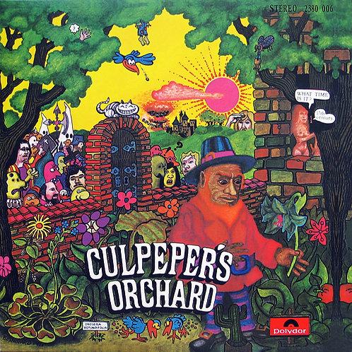 CULPEPER'S ORCHARD LP Culpeper's Orchard (Gatefold Cover) Danish Prog Classic