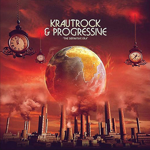 "VARIOS 2xLP Krautrock & Progressive ""The Definitive Era"""