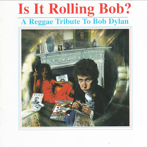 VARIOUS 2xCD Is It Rolling Bob? A Reggae Tribute