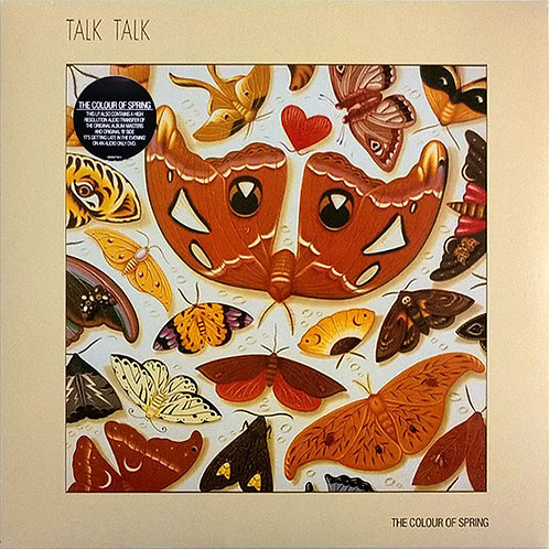TALK TALK LP+DVD The Colour Of Spring