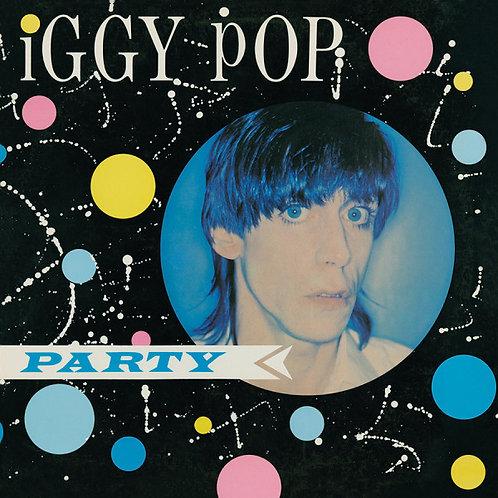 IGGY POP LP Party (180 Gram Audiophile Vinyl )
