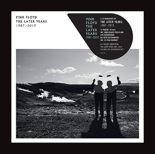 PINK FLOYD 2XLP The Later Years 1987-2019