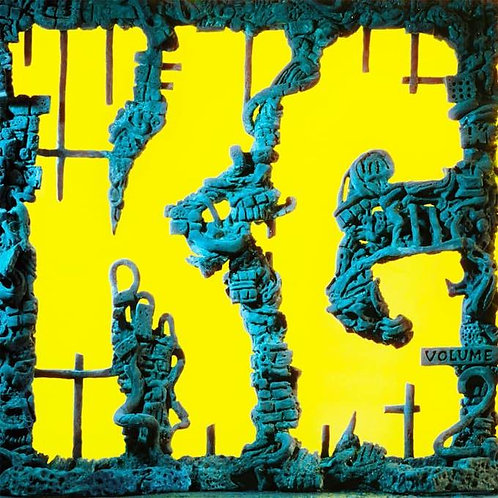 KING GIZZARD AND THE LIZARD WIZARD LP K.G. Explorations Into Microtonal Tuning 2
