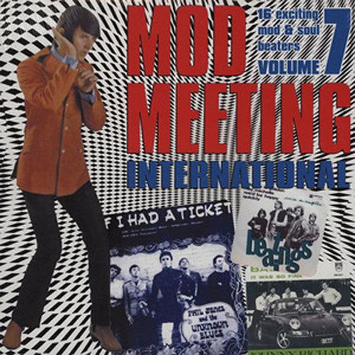 VARIOUS LP Mod Meeting International Volume 7