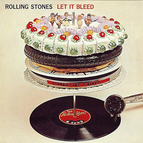 ROLLING STONES CD Let It Bleed (DSD Remastered)