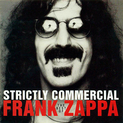 FRANK ZAPPA CD Strictly Commercial (The Best Of Frank Zappa)