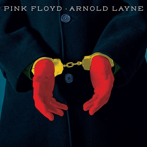 """PINK FLOYD 7"""" Arnold Layne Live 2007 (Etched B Side) (RSD Drops 2020)"""
